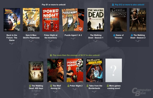 Das Humble Telltale Bundle