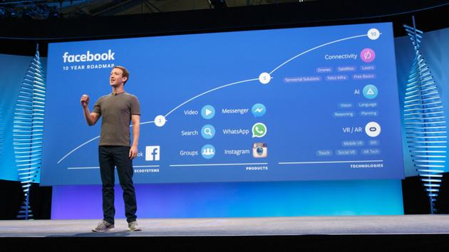 Zehnjahresplan: Facebook will den Messenger stark ausbauen