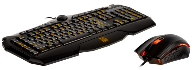Tt eSports Challenger Prime RGB Gaming Combo