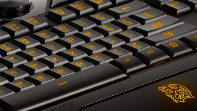 Tt eSports Challenger Prime RGB Combo: Maus und Tastatur mit RGB-Beleuchtung