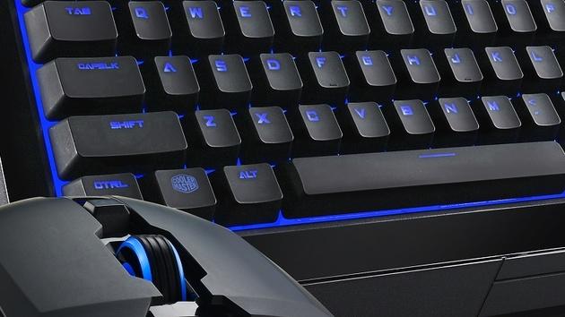 Cooler Master Devastator II: Beleuchtete Maus-Tastatur-Kombination für Spieler