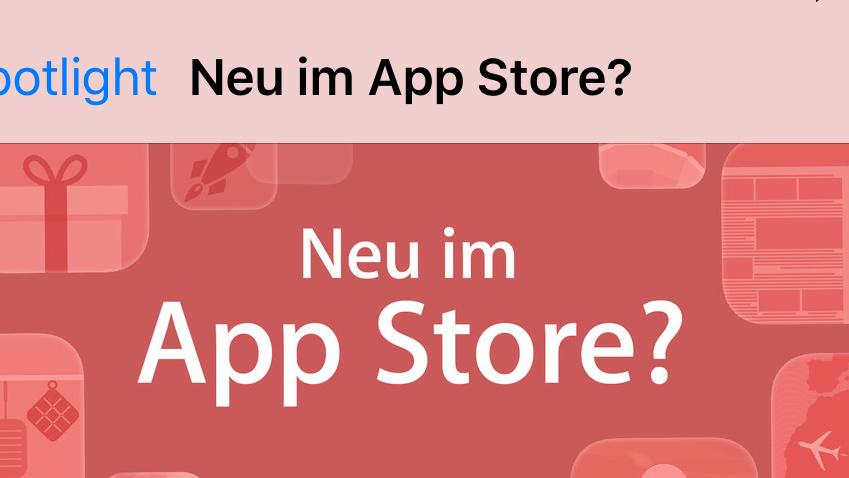 Apple: Bezahlte Suchergebnisse im App Store geplant