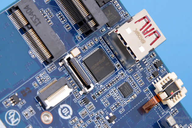 ASMedia ASM1142 sorgt für USB 3.1 im Gigabyte Brix GB-BSi5A-6200