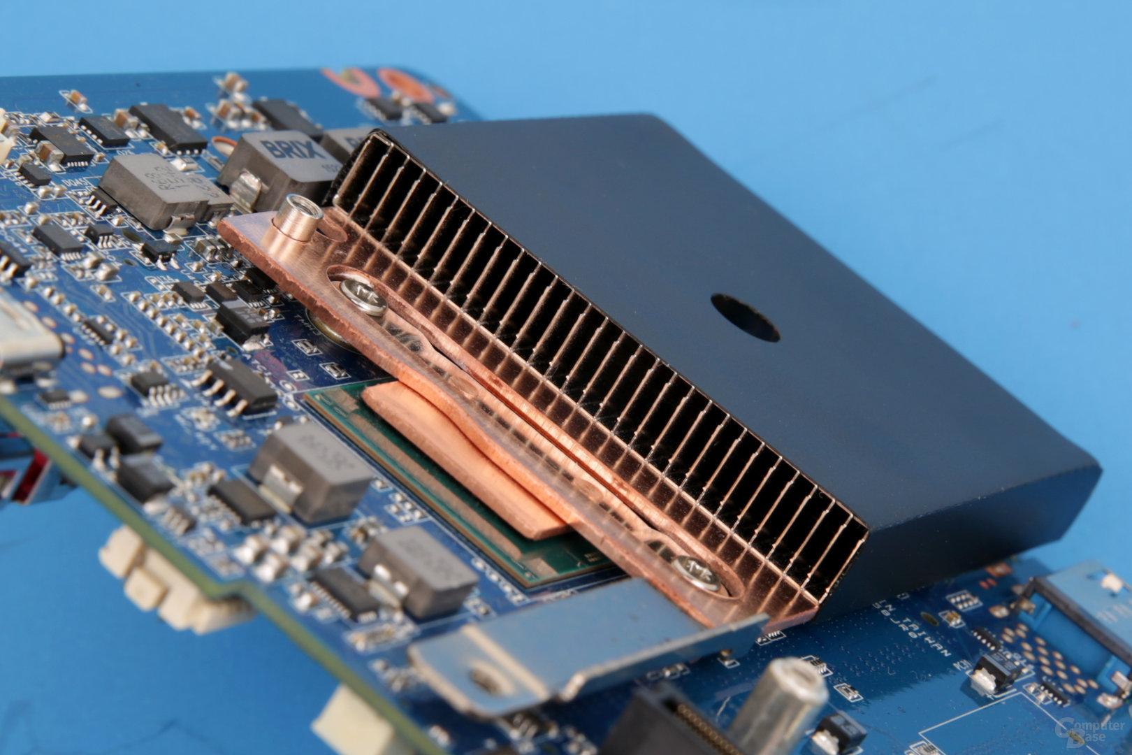 Kühler im Gigabyte Brix GB-BSi5A-6200