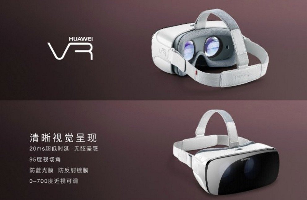 Huawei VR-Brille