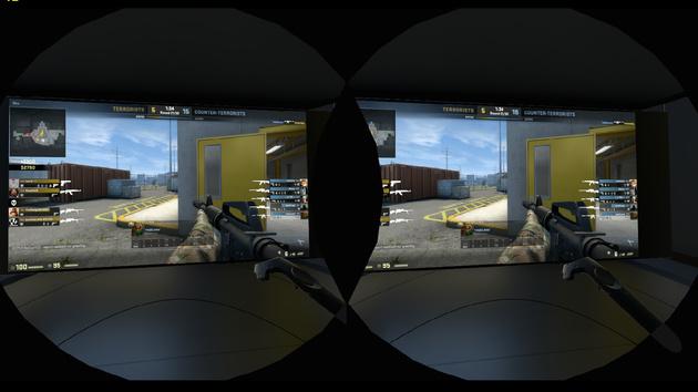 Oculus Rift vs. HTC Vive: VR-Entwickler erklären den FOV-Unterschied