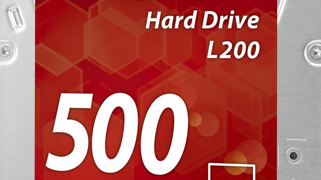 Toshiba L200: Neue Generation der 7-mm-HDD fasst bis zu 500 GByte