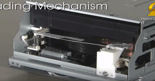 Laufwerk wechselt Disks wie beim CD-Wechsler