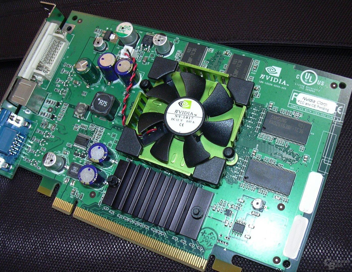 GeForce PCX 5750