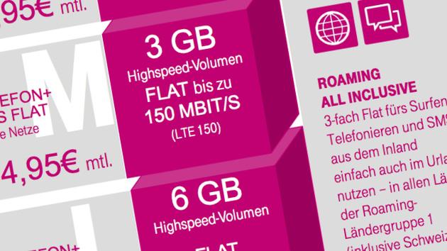 Jetzt verfügbar: Neue Mobilfunk-Tarife der Telekom starten