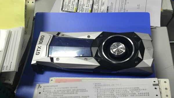 GeForce GTX 1080: Nvidias neuer Kühler nimmt martialische Formen an