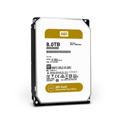 WD Gold 8 TB (WD8002FRYZ)