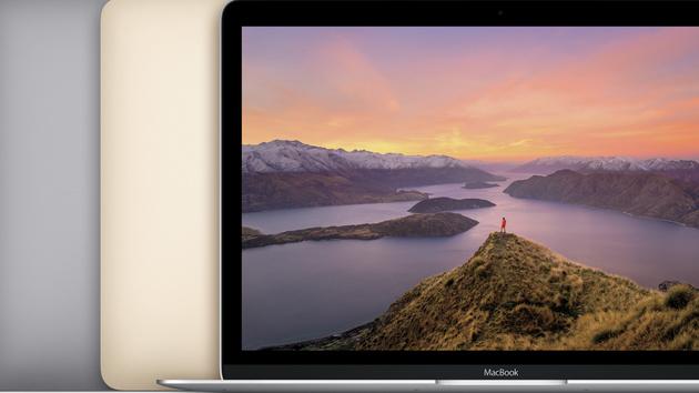 Apple: MacBook jetzt mit Skylake-CPUs und längerer Laufzeit