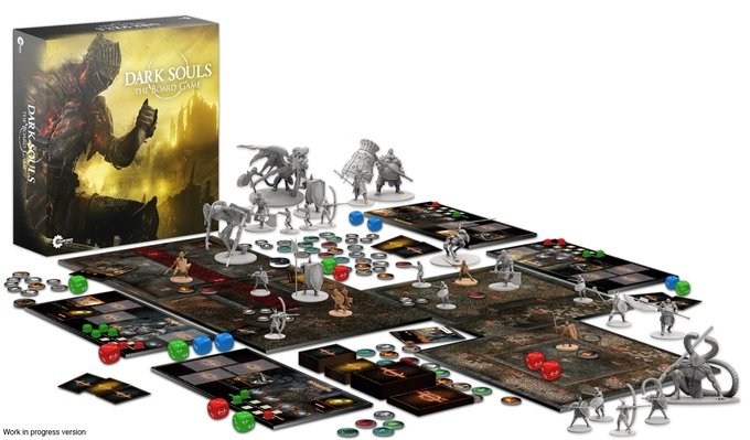 Dark Souls – The Board Game