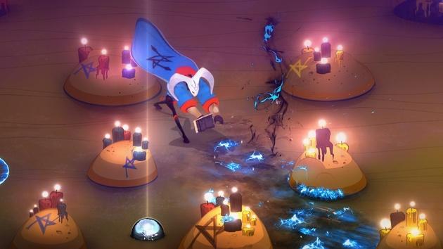 Supergiant Games: Auf Bastion und Transistor folgt Pyre