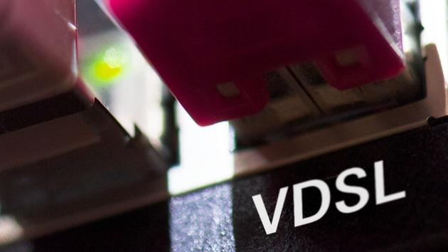 Deutsche Telekom: 1. Großstadt mit 100 Mbit/s über VDSL-Vectoring im Herbst