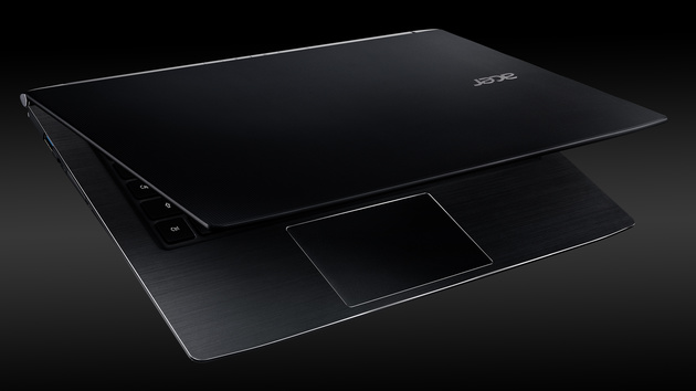 Aspire S 13: Acers flaches 1,4-kg-Laptop mit mattem Full-HD-Display