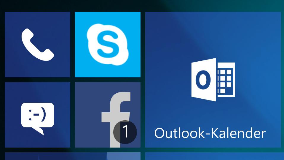 Windows 10 Mobile Build 14327: Windows sendet Textnachrichten über das Smartphone