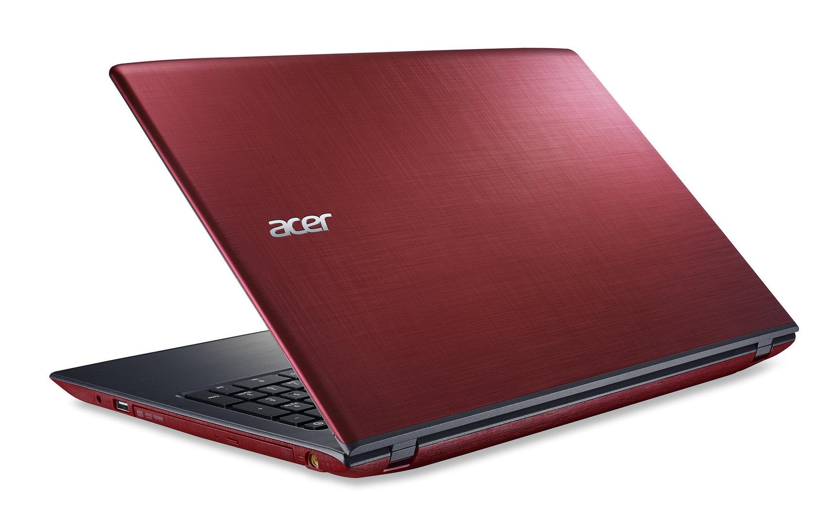 Acer Aspire E 15 Rococo Red