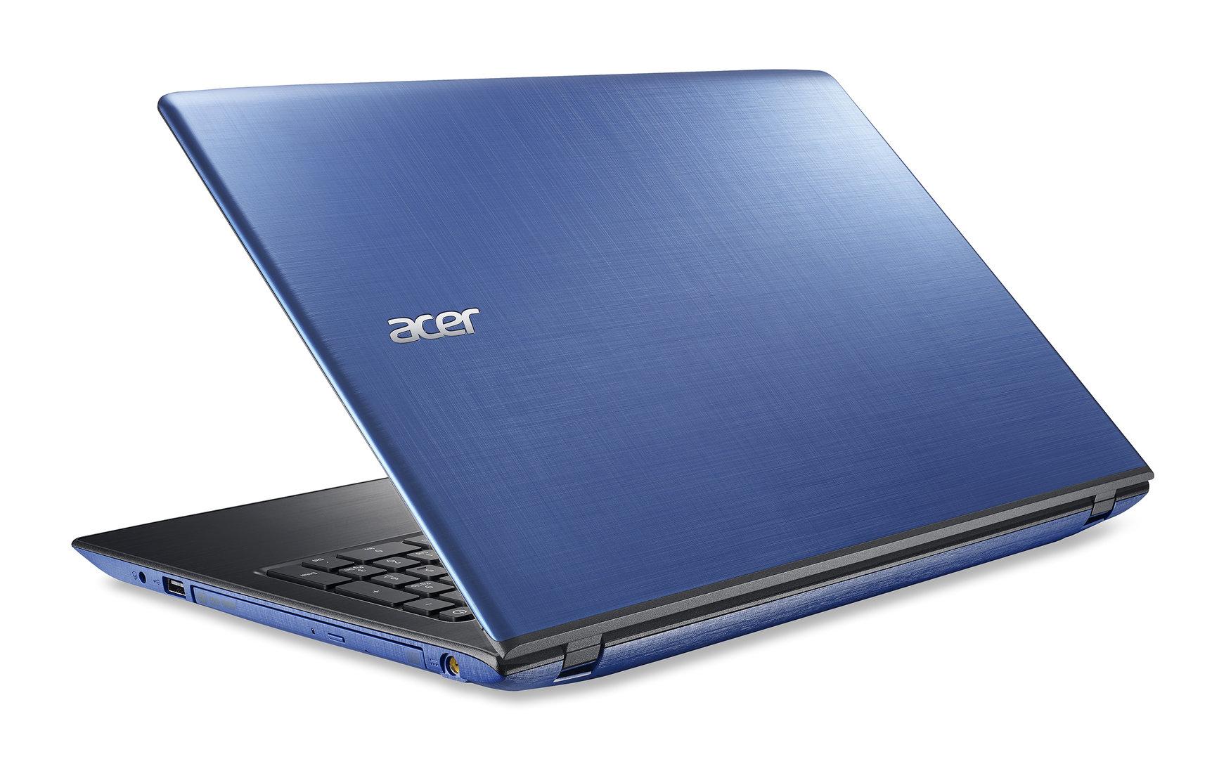 Acer Aspire E 15 Indigo Blue