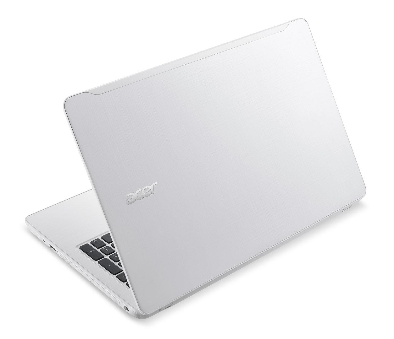 Acer Aspire F 15 Marble White
