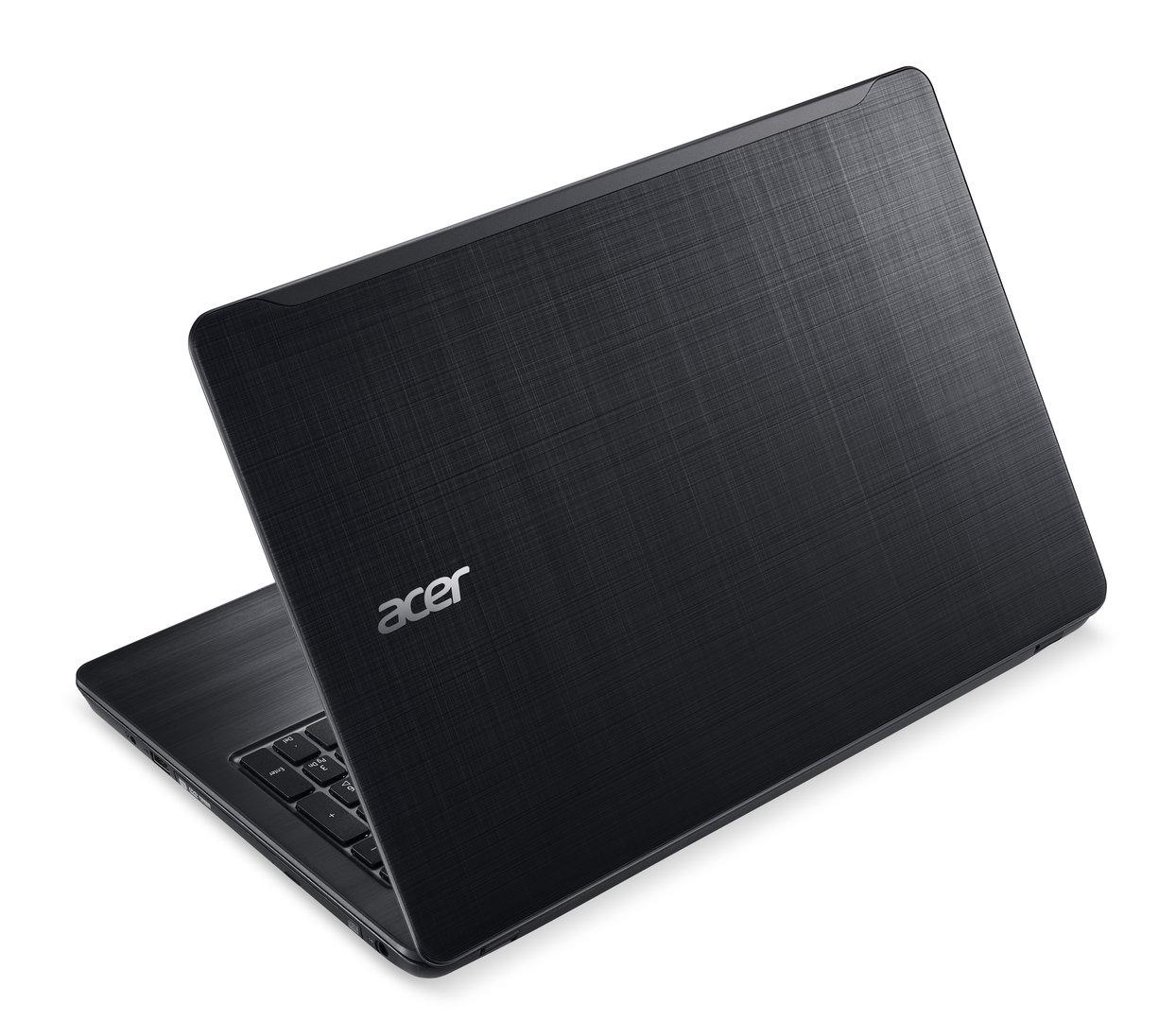 Acer Aspire F 15 Obsidian Black