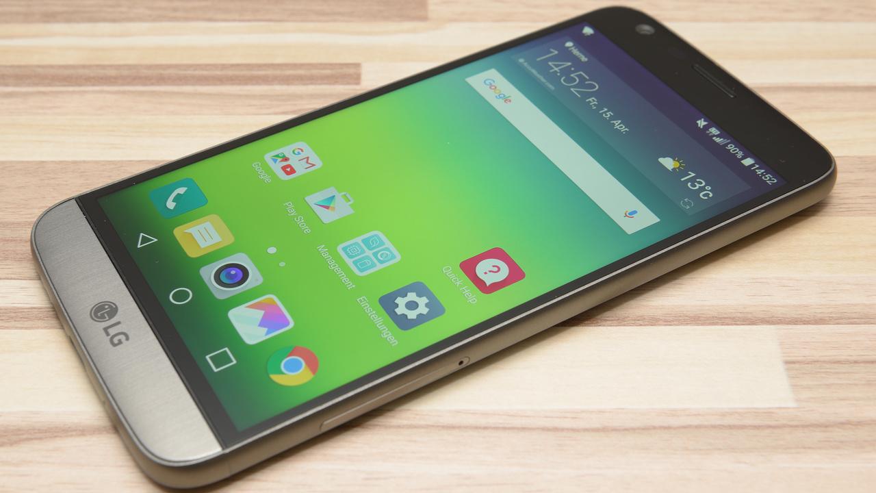 Ankündigung: LG ermöglicht Öffnung des Bootloaders für das G5