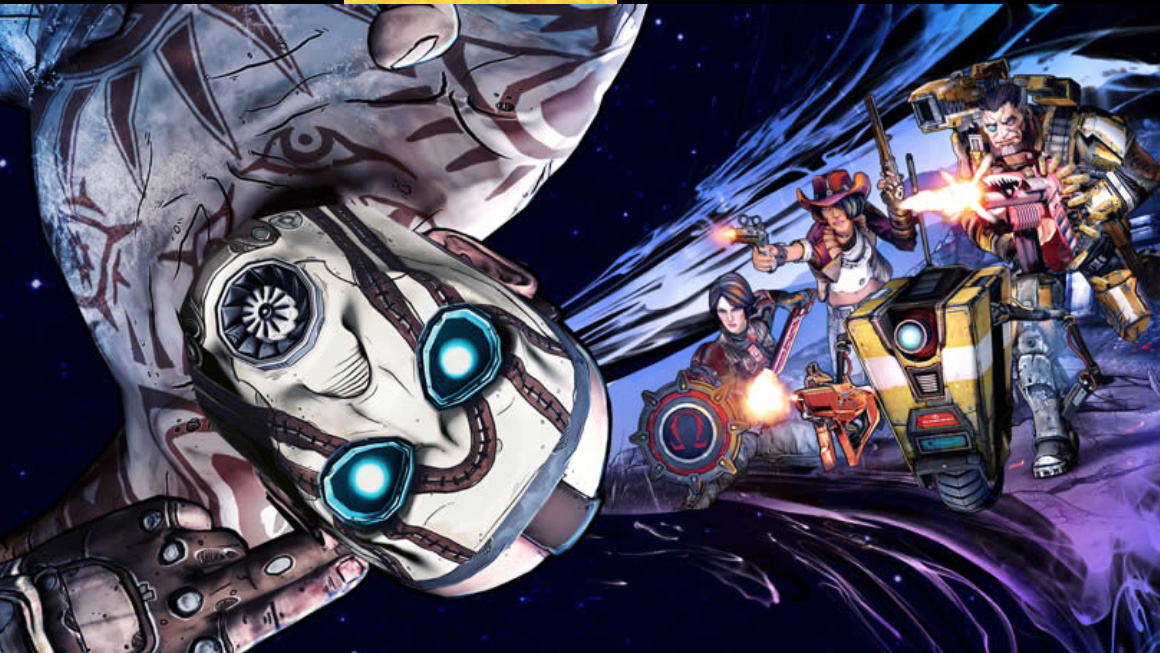 Gearbox: Nach Battleborn wird Borderlands fortgesetzt