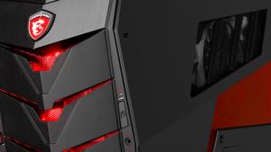 MSI Aegis: Kompakter Gaming-Barebone mit GTX 970 und Standfuß