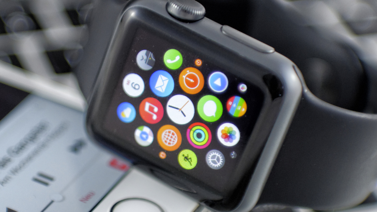 smartwatch nur noch eigenst ndige apps f r apple watch. Black Bedroom Furniture Sets. Home Design Ideas