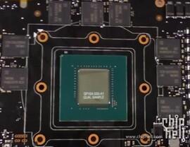 GP104-200 mit 8 GByte GDDR5