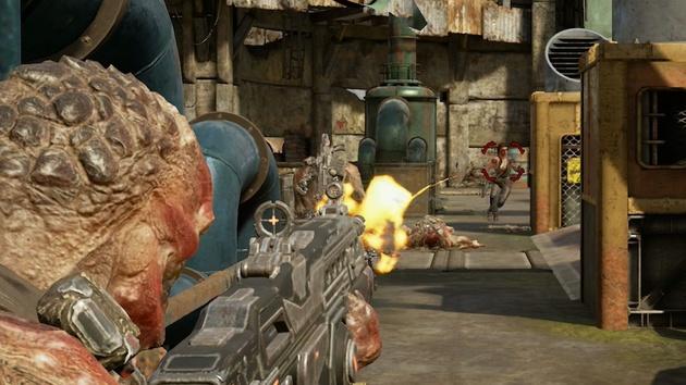 Gears of War 4 Beta: Sera wird schöner