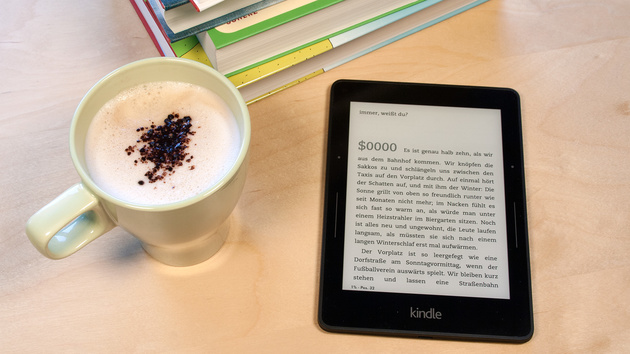 Preisaktion: Kindle und Kindle Paperwhite im Preis gesenkt