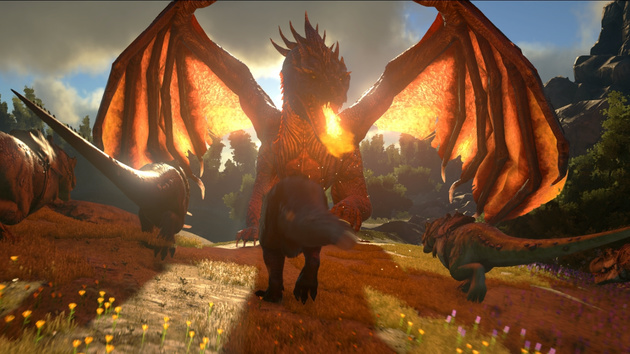 ARK: Survival Evolved: Die besten Mods werden in das Hauptspiel integriert