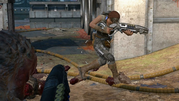 Gears of War 4: Season Pass fast so teuer wie das Spiel selbst
