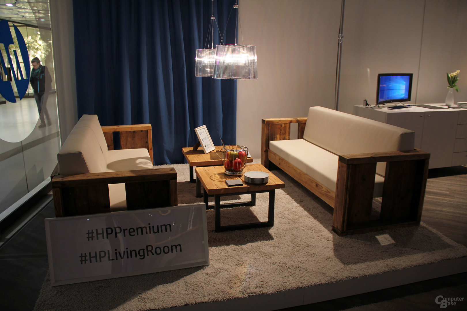 HP Living Room