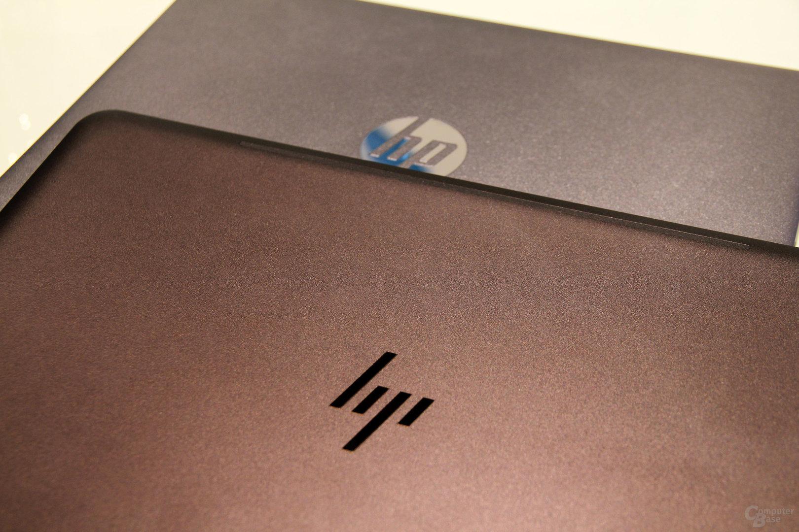 HP Spectre 13 vor Folio 1020
