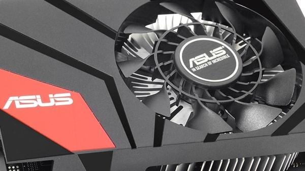 Asus: GeForce GTX 950 ohne Stromanschluss auf 17 Zentimetern