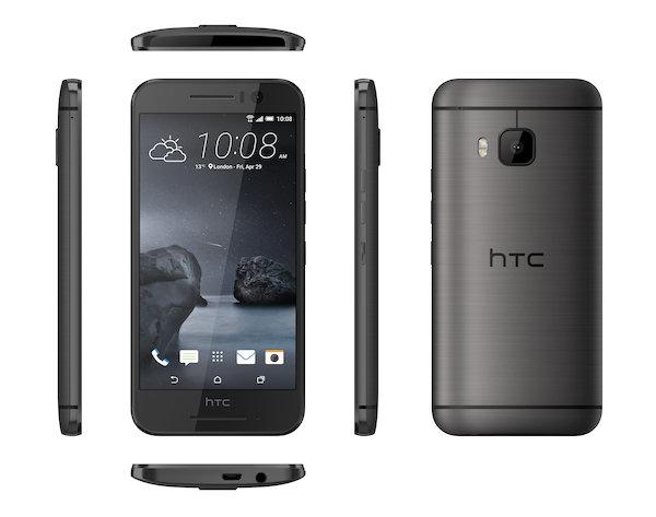 HTC One S9 (Gunmetal Gray)