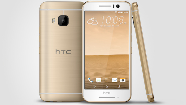HTC One S9: Teurer Zwilling des One M9 Prime Camera Edition