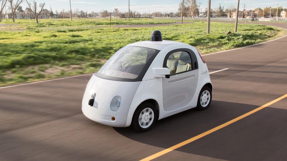 Selbstfahrende Autos: Google, Ford und Uber gründen Lobby-Gruppe