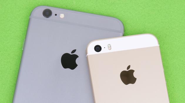 Quartalszahlen: Apple verkauft 16 Prozent weniger iPhones