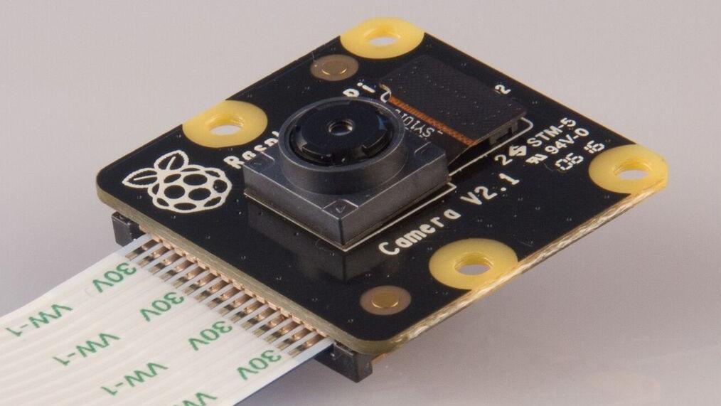 Raspberry Pi Camera V2: Kameramodule ab sofort mit 8-Megapixel-Sensor