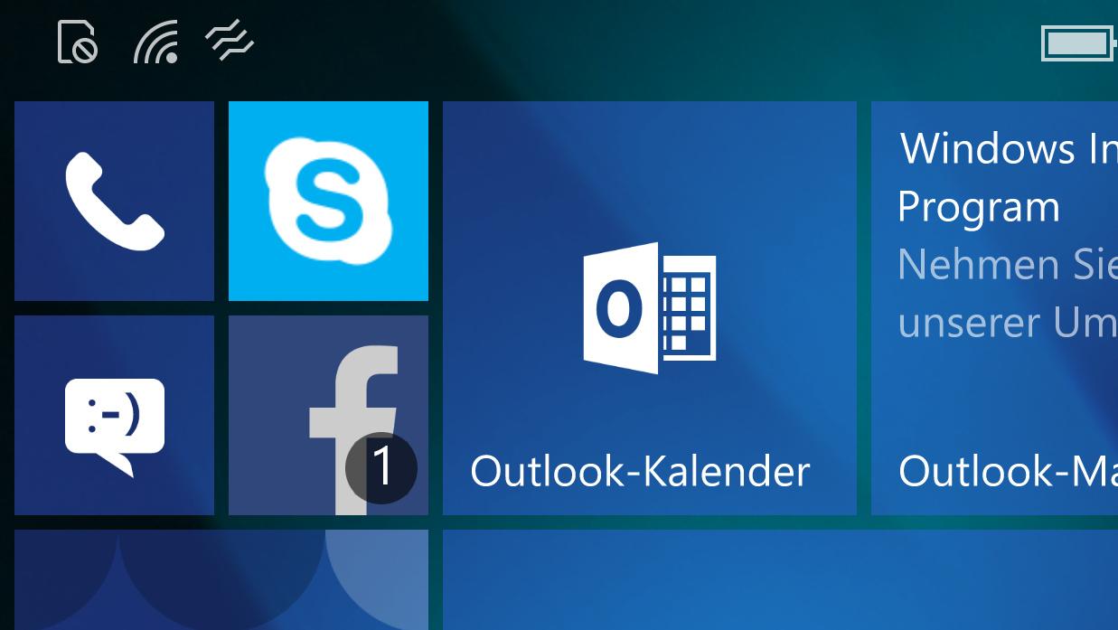 Interne E-Mail: Microsoft bekennt sich zu Windows 10 Mobile
