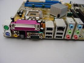 Asus P5VD1 ATX-Blende