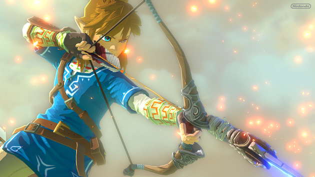 Wallpaper Wii U The Legend Of Zelda