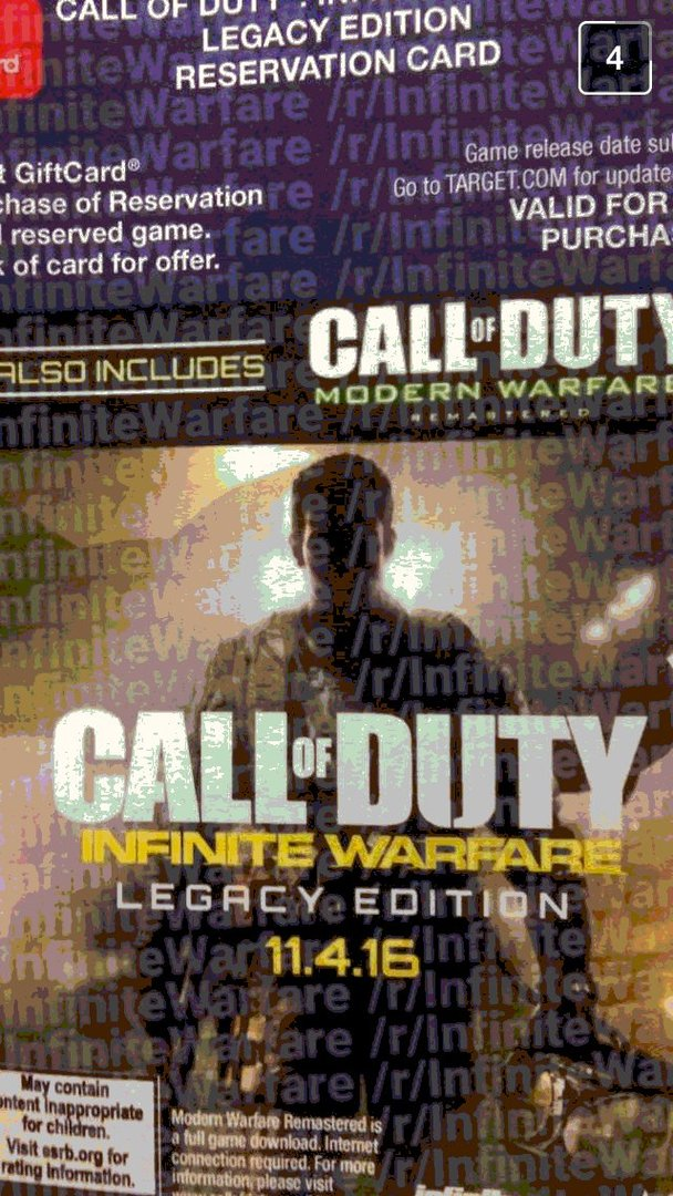 """Durchgesickertes Material verrät """"Infinite Warfare"""""""