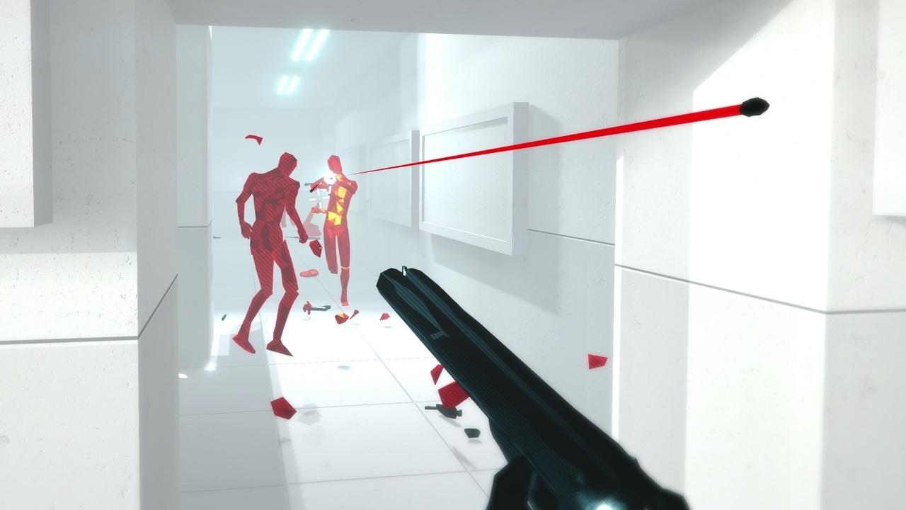 Erscheinungstermin: Schach-Shooter Superhot ab 3. Mai auf der Xbox One