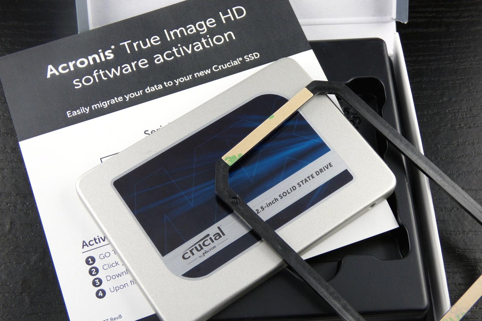 Crucial MX300 750 GB Limited Edition