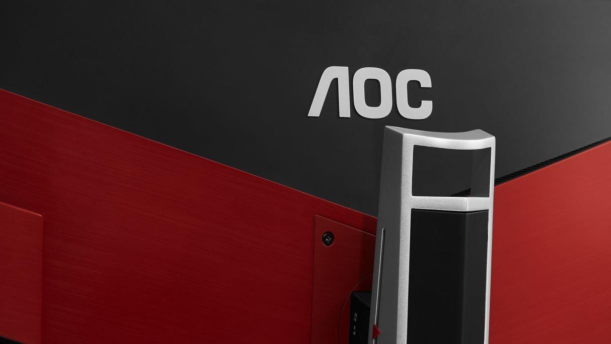 AOC Agon AG271QX: Monitor mit Höhenskala und Fernbedienung für Profispieler